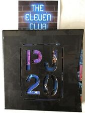 Pearl Jam Twenty 3 Blu Ray Disc Deluxe limited edition first press Die Cut PJ20
