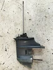 "95 Yamaha 9.9 15 Hp 2 Stroke Outboard Motor 20 "" Shaft Lower Unit Freshwater MN"