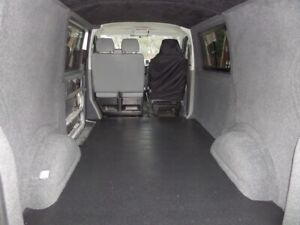 Altro Contrax  floor cut to fit the t5/t6 short wheel base rear floor