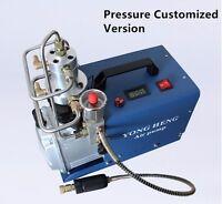 PCP 300bar 4500Psi Einstellbarer Druck Hochdruckpumpe elektrischer Kompressor