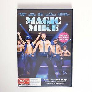 Magic Mike DVD Region 4 AUS Free Postage - Drama Channing Tatum