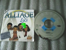 CD-ALLIAGE-LUCY-BOYS BAND-EDITION LIMITEE-COLLECTOR--(CD SINGLE)-1997-2 TRACK
