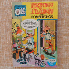 Mortadelo y Filemón, nº 234, Colección Olé, Editorial Bruguera, 1ª edición, 1981