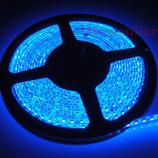 5M Blue 3528 SMD Waterproof Flexible LEDStrip 120Leds/M