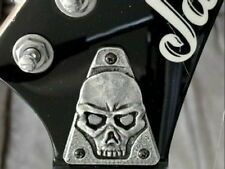 SKULL TRUSS ROD COVER fits JACKSON GUITAR warrior kerry king HAND MADE METAL!