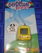LAST 1>  PerPETual Pets Game Electronic Handheld Keychain Game New Travel