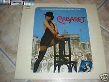 Cabaret - Colonna sonora - Liza Minnelli - LP 1972