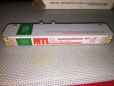 MEASUREMENT TECHNOLOGY MTL179+ MTL179 SHUNT DIODE SAFETY BARRIER