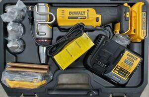 DEWALT DCE400D2 20V MAX PEX Expander Tool Kit