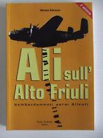 Ali sull'alto Friuli. Bombardamenti aerei Alleati-Michele D'aronco-Aviani 2009