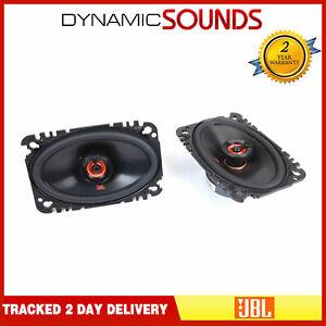 """JBL Club 6422F - Club Series 4""""x 6"""" 2-Way Car Coaxial Speakers 240W Total Power"""