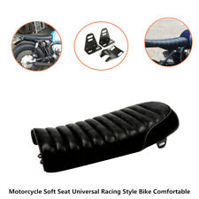 Soft Sponge Motorcycle Seat Racing Style Bike Comfort Part For Cafe Racer CG125