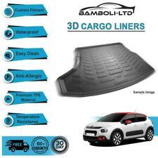 3D CARGO LINER BOOT LINER REAR TRUNK MAT FOR CITROEN C3 2016-2019