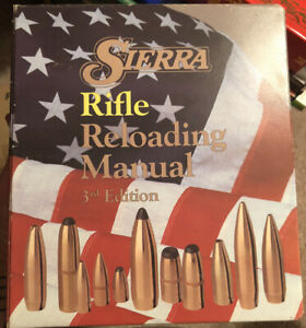 Sierra Rifle Reloading Manual - 3rd Edition