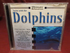Swim with the Dolphins by Relaxing With Nature CD, Madacy Distribution Mint Cond
