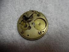 Antique Pocket Watch Partial Buren 79-9WWW