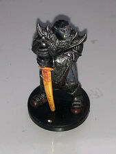 D&D Miniatures WAR DRUMS ORC KING OBOULD MANY ARROWS #53