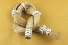 250 g high quality White Mongolian Horse Hair in bulk Violin Bow hair 95 cm