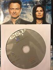 CSI: NY – Season 8, Disc 2 REPLACEMENT DISC (not full season)