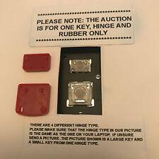 #606 LENOVO Y500S Y510P Y510 Y590 BACKLIT RED BLACK LAPTOP KEYBOARD ANY ONE KEY