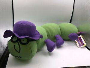 James And The Giant Peach Centipede Roald Dahl Plush Kids Stuffed Toy Animal