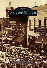 NEW Around Winder (Images of America) by Barrow Preservation Society Inc.