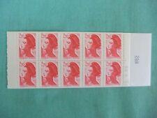 Carnet 2427C1 Liberté de Delacroix 1986 NEUF TBE