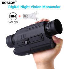 5x32 Optics IR Night Vision Monocular + 16GB + Micro SD Card Reader Binoculars