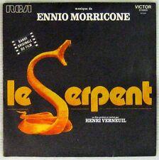 Ennio Morricone Le Serpent 45 tours Verneuil 1972