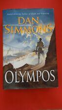 Dan Simmons - Olympos (Anglais)