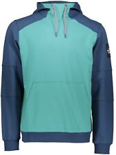 The North Face Men's Medium Fine Box Hoodie - Porcelain Green / Blue Wing Teal