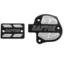 Modquad Throttle Brake Cover Yamaha Raptor YFM 700R 700 R 09-17 TSET1-RBLK-09