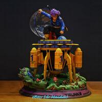 Dragon Ball Z Vegeta Spacecraft Figurine Statue Resin Model GK Not MRC 49 Studio
