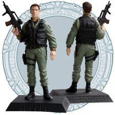 "Stargate SG1 Cameron Mitchell 3"" Pewter Figure Phoenix"