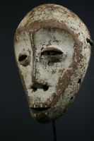 African Bwami initiation mask - LEGA tribe, D.R. Congo, TRIBAL ART PRIMITIF