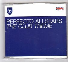 (GB329) Perfecto Allstars, The Club Theme - 2005 CD