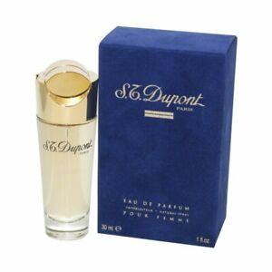 S.T. DUPONT pour Femme 1.0 oz EDP Spray Women's Perfume 30 ml NEW NIB