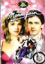 MANNEQUIN - CATTARALL & MCCARTHY - NEW & SEALED DVD