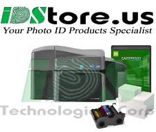 FARGO DTC1250e Dual Side Photo ID Card Printer