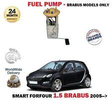 PER SMART FORFOUR 1.5 BRABUS 454 2005- > Pompa carburante benzina Unità COMPLETO