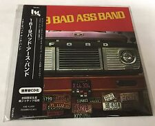 1619 Bad Ass Band by 1619 Bad Ass Band Audio CD 2011 Slipcase NEW
