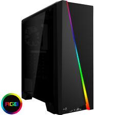 HST Cylon i5 Quad Core RGB Gaming PC 8GB RAM 1TB HDD GTX 4GB 1050Ti Windows 10