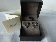 Clogau Butterfly Precious Metal Earrings without Stones