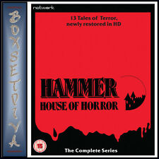 Hammer House of Horror The Complete Series UK BLURAY