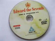 EDWARD THE SEVENTH - Disc 2 Episodes 4 to 6 - DISC ONLY (DS) {DVD}