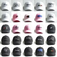 Unisex Adult Baseball Cap Snapback Outdoor Golf Trucker Hat Sports Adjustable