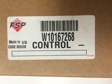 NEW Whirlpool W10167268 CONTROL NOS
