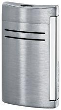More details for s.t. dupont maxijet lighter - brushed chrome uk seller