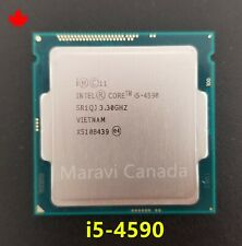 Intel Core i5 4th Gen i5-4590 SR1QJ 3.3 Ghz Quad 4 Core LGA 1150 CPU Processor