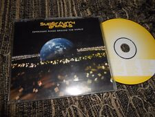 SUPER FURRY ANIMALS  (DRAWING) RINGS AROUND THE WORLD CD SINGLE 2001 PROMO